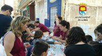 Gran día a las Trobades d'Escoles Valencianes en Ondara. Nuestros alumnos y profesorado del Colegio Sants Cosme i Damià con el taller de «Portaciris» que fue todo un éxito!