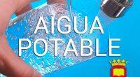 Excel·lent notícia que ens confirma la Generalitat, certificant la correcta qualitat de l'aigua per al consum humà en la nostra zona