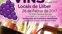 IV COMPETITION FOR LOCAL WINES OF LLÍBER   COMPETITION RULES All local winemakers using artesanal methods and aged 18 and above are invited to take part in the competition. Grapes […]