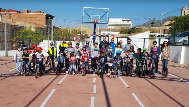El passat dia 10 d´abril es va celebrar en la Vila de Llíber les jornades d´Educació Vial a proposta del Sr. Alcalde José Juan Reus Reus que du, entre altres […]