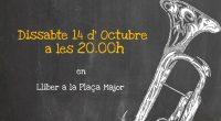 La XXII campaña «música als pobles» llega a Llíber, os esperamos mañana a las 20h en la Plaça Major