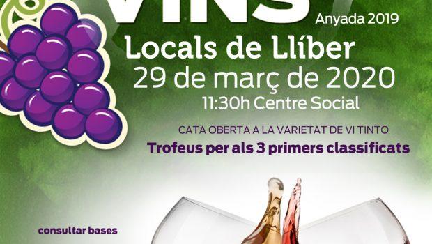 VII edició de CATA DE VINS BASES DEL CONCURSO: PRIMERA.- Podrán participar todos aquellos, mayores de edad, que sean ELABORADORES de vino mediante técnicas artesanales. SEGUNDA.- La uva debe ser […]